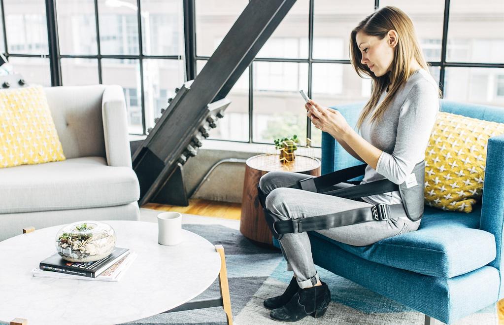 Toutes les chaises deviennent ergonomiques avec ces for Toutes les chaises