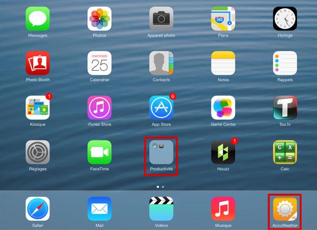 cacher une application sur son t l phone ou sa tablette. Black Bedroom Furniture Sets. Home Design Ideas