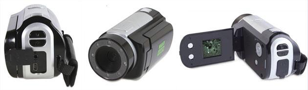 une camera photo et video pour enfants avec vision nocturne  VCZHqVGZ