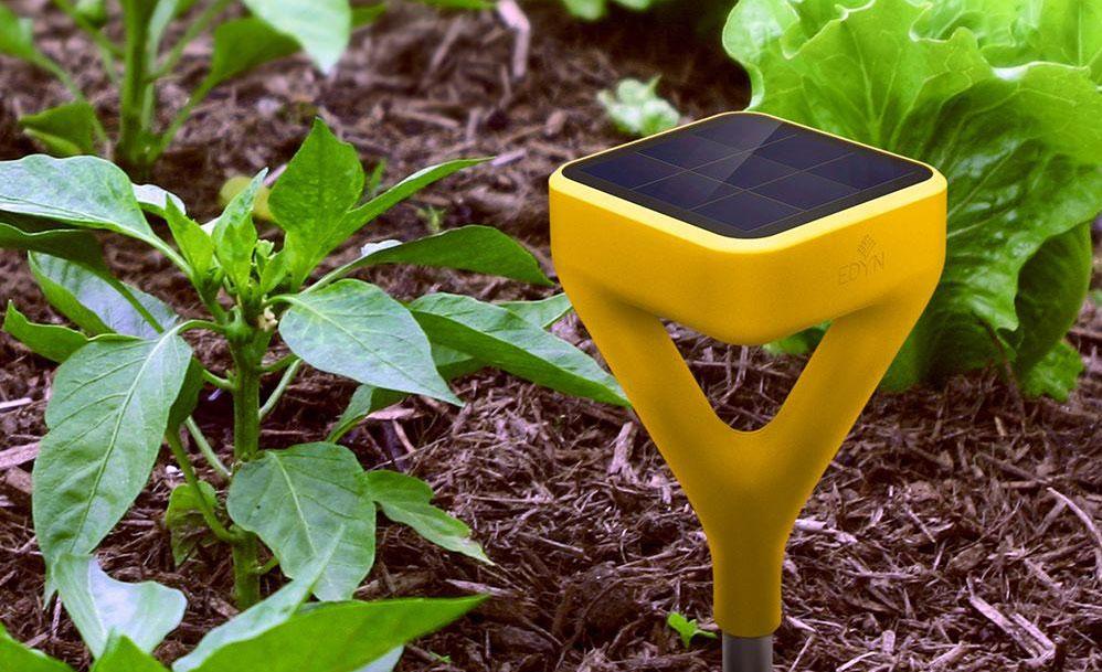 ce gadget analyse votre sol et vous dit quand arroser vos plantes. Black Bedroom Furniture Sets. Home Design Ideas