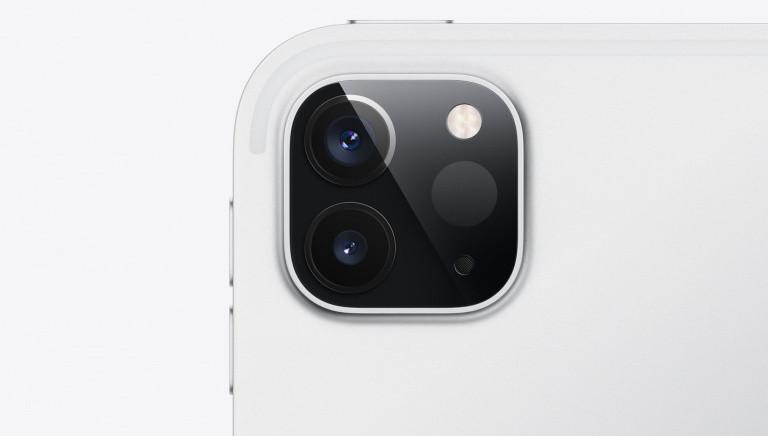 iPad Pro capteurs photos