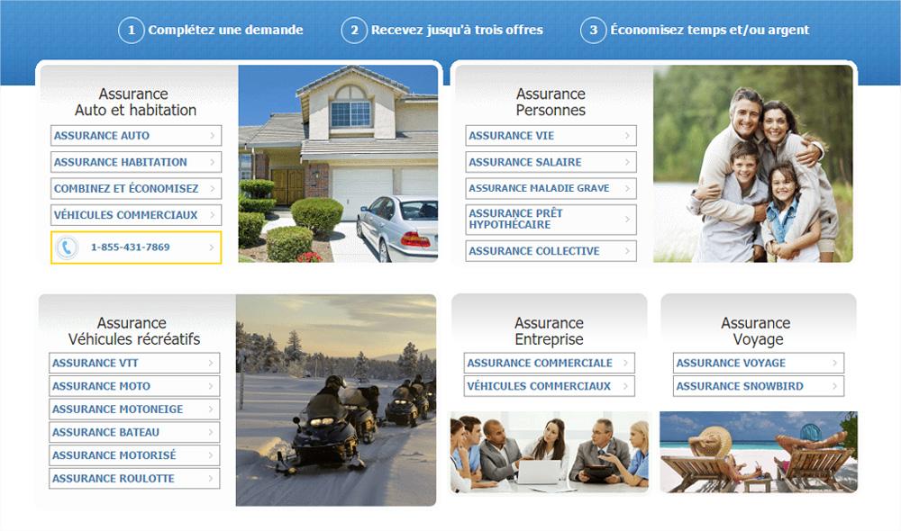 Le Site Quebecois A Visiter Pour Economiser Sur Vos Assurances