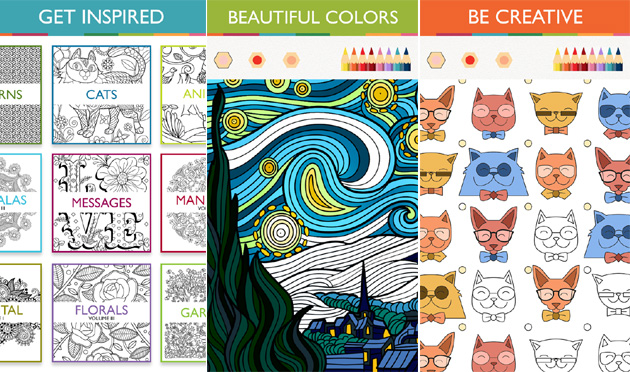 Application Colorify With Coloriage Virtuel
