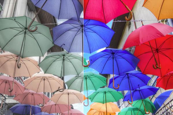 couleurs téléviseur x900f