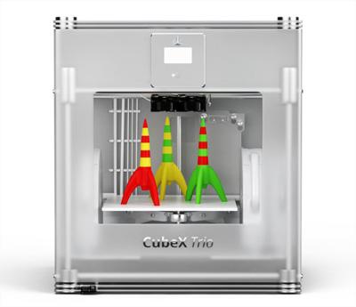 Imprimantes 3d cube pour cr er et produire des objets la for Imprimante 3d pour maison