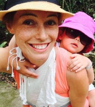 Émilie Brassard guide vacances famille