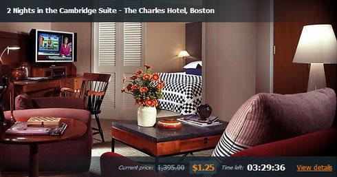Enchères de chambre d\'hôtel de luxe, attention à vos sous ...