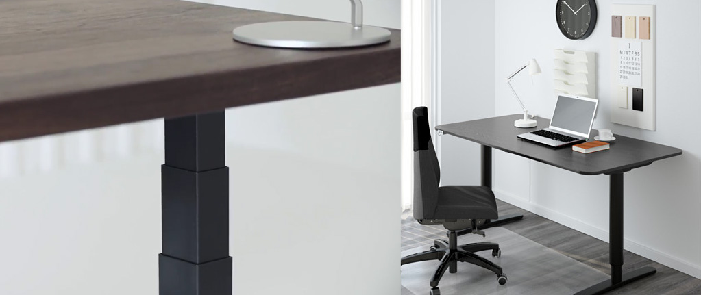 8 conseils pour un bureau de travail ergonomique. Black Bedroom Furniture Sets. Home Design Ideas