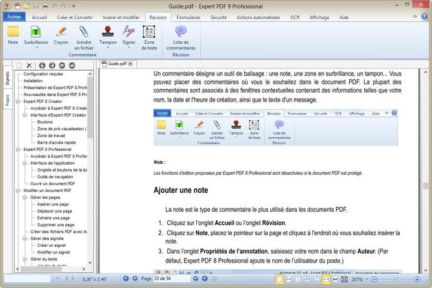 cr u00e9er  convertir  prot u00e9ger et g u00e9rer des pdf de toutes