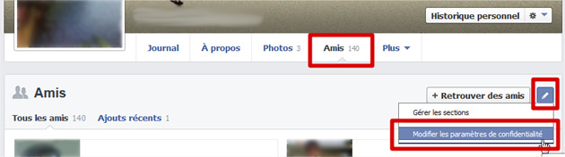 Image intitulée Hide Your Birthday on Facebook Step 25