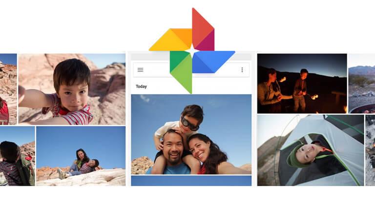 google photos partage albums
