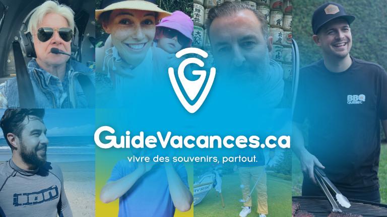 GuideVacances.ca site web vacances voyages loisirs divertissements