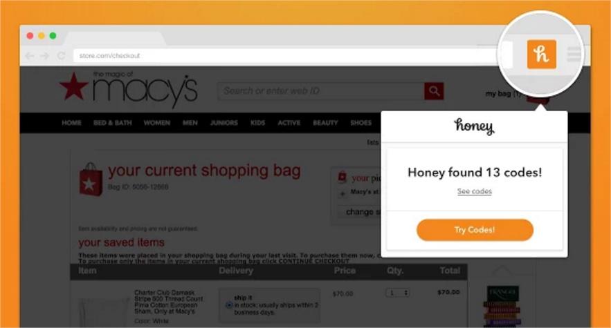 Achats coupons en ligne