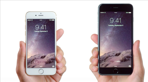 iPhone 6 et 6 Plus