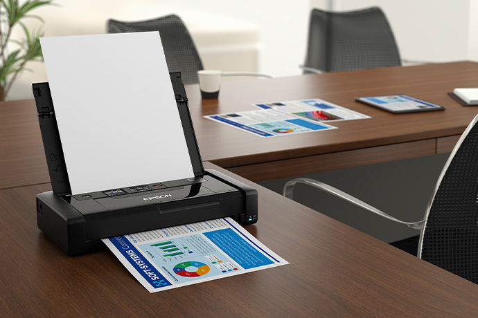 imprimante portative epson workforce wf 110 efficace qualite