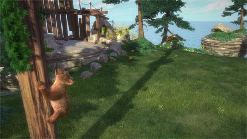 Votre toutou build a bear dans le jeu kinectimals - Xboxygen le site consacre aux consoles xbox et xbox ...