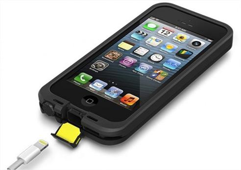 lifeproof iphone connecteur