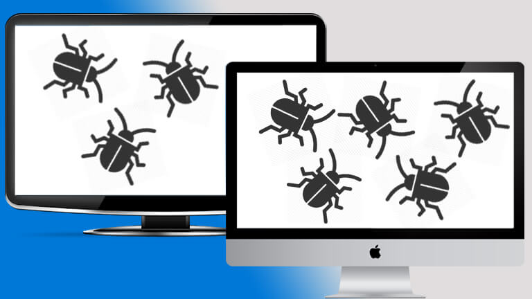 Malware ordinateurs PC Mac