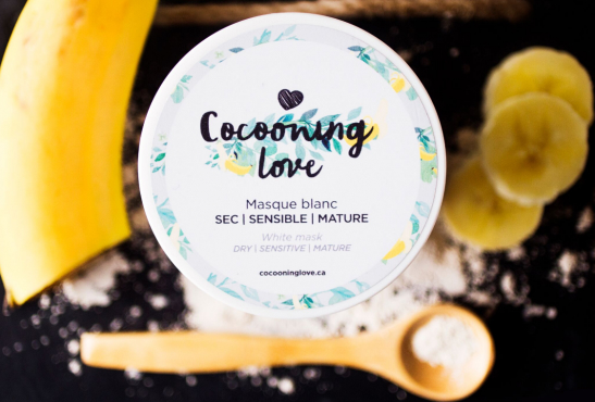 Masque Cocooning Love