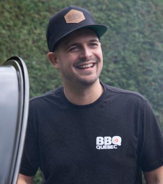 Max Lavoie guide vacances BBQ