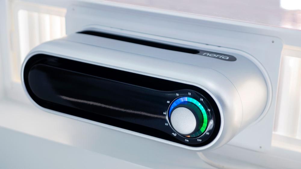 Vous voudrez ce nouveau climatiseur parfait pour les for Calfeutrage fenetre climatisation mobile