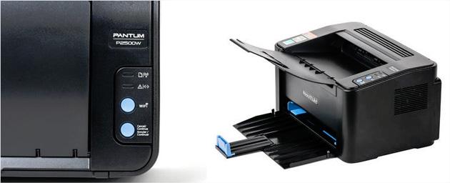 Imprimante laser monochrome Pantum P2500W