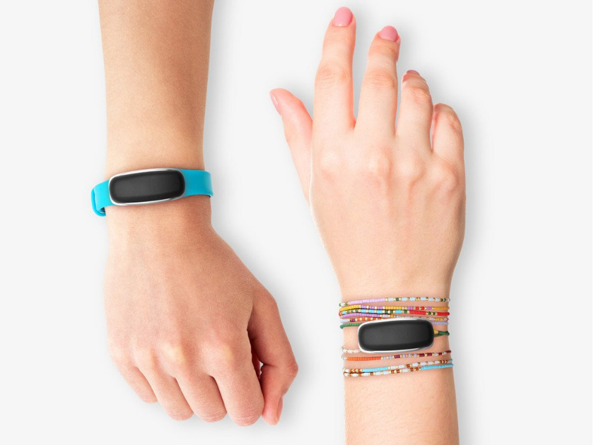 Personnalisez votre bracelet BOND Touch
