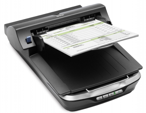 Scanneur Epson Perfection V500 documents