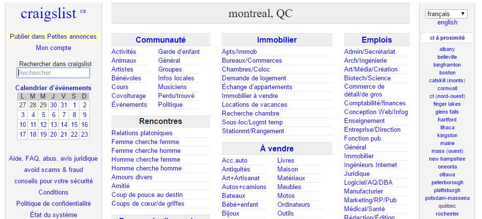 dedfd56fccdb84 Les meilleurs sites gratuits d annonces classées sur le Web ...