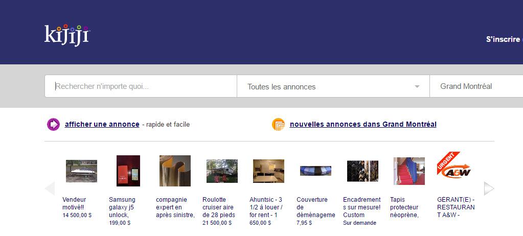les meilleurs sites gratuits d 39 annonces class es sur le. Black Bedroom Furniture Sets. Home Design Ideas