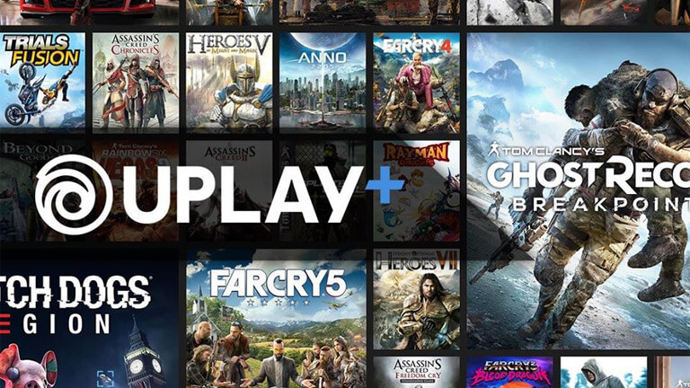 plateforme streaming ubisoft uplay