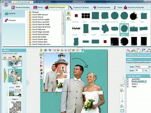 Photos de Famille 4, logiciel de gestion de photos CDIP Boutique  Logiciel
