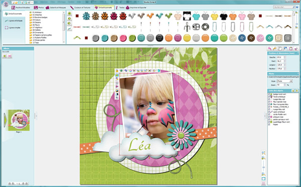 jacquie du lac scrapbooking scrap digital carterie home dco photographie - Logiciel Montage Photo Mariage Gratuit