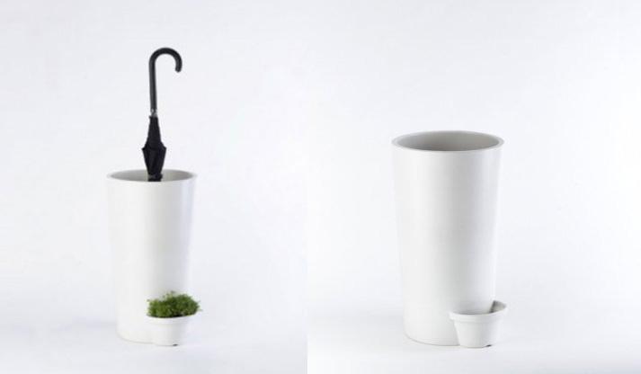 r cup rez l 39 eau de votre parapluie pour arroser vos plantes. Black Bedroom Furniture Sets. Home Design Ideas