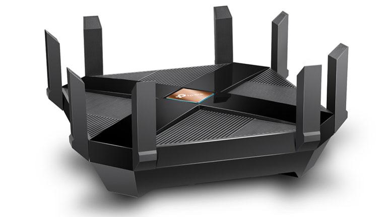 tp link routeur ax6000 wifi vitesse couverture etendue