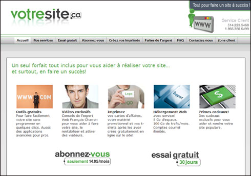 Referencement site web gratuit for Site web gratuit