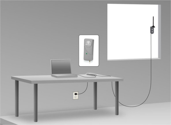 Augmenter le signal cellulaire dans la maison ou la for Antenne cellulaire maison