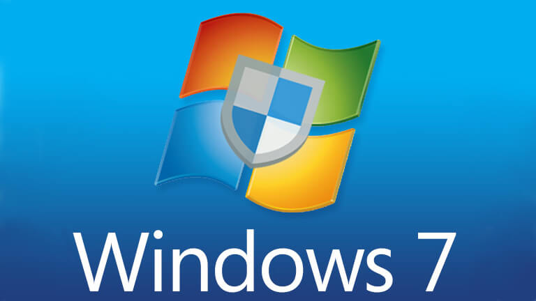 Windows 7 fin support antivirus suite de protection