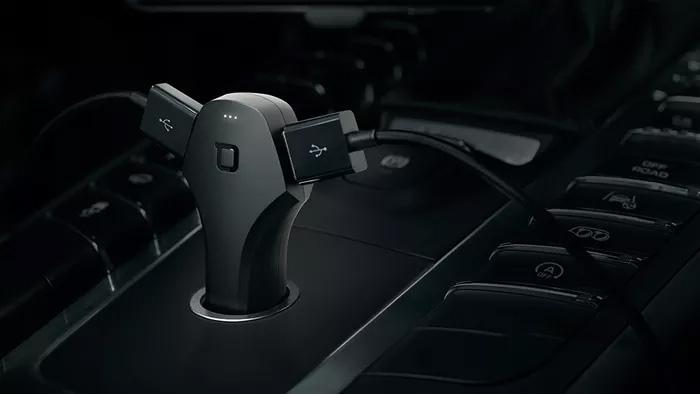 gadget pour retrouver l 39 emplacement de votre auto et charger vos appareils. Black Bedroom Furniture Sets. Home Design Ideas
