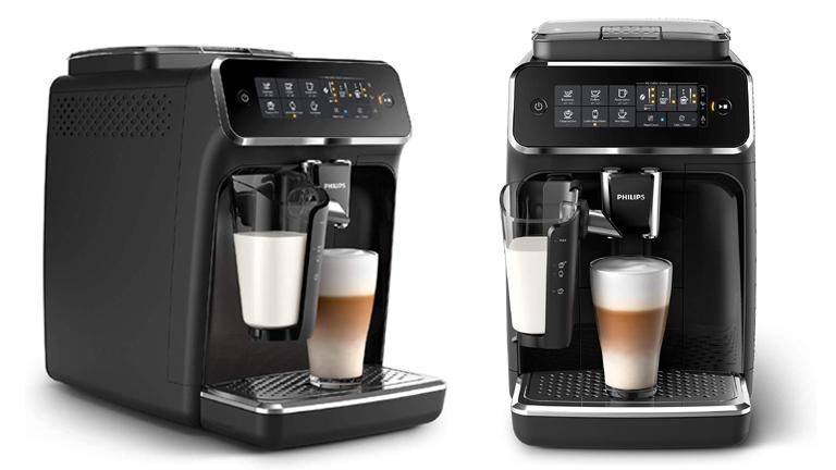 Cafetière Serie 3200 LatteGo
