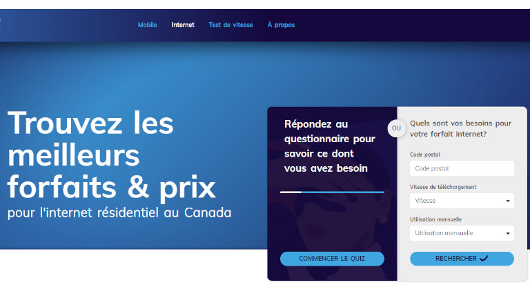 Plan Hub comparateur forfait internet francoischarron.com