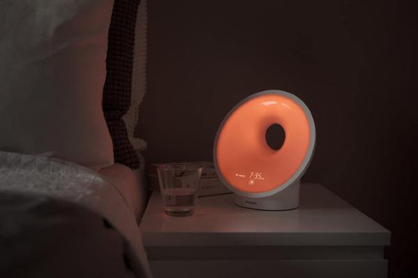 SmartSleep lampe réveil sommeil