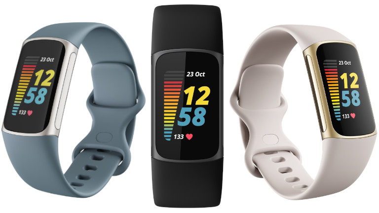 Fitbit Charge 5 couleurs