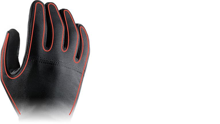 gants chauffants rechargeables québécois ewool technologie contour main
