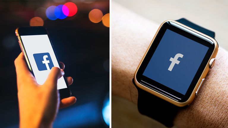 rumeur montre intelligente connectée facebook sport messenger