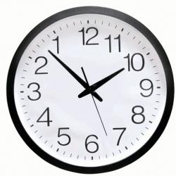 Une Horloge Inversée