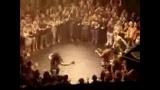 Combat de capoeira qui finit mal